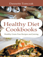 Healthy Diet Cookbooks