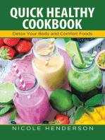 Quick Healthy Cookbook