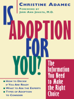 Is Adoption for You