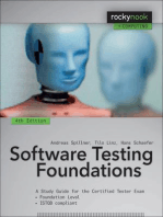 Software Testing Foundations, 4th Edition