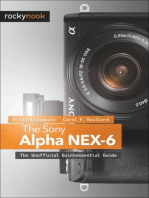The Sony Alpha NEX-6