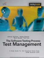 Software Testing Practice