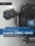 The Panasonic Lumix DMC-GH2