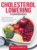 Cholesterol Lowering Cookbooks