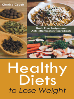 Healthy Diets to Lose Weight