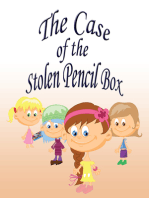 The Case Of The Stolen Pencil Box