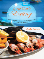 Low Carb Eating: