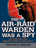 The Air-Raid Warden Was a Spy