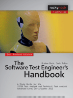 The Software Test Engineer's Handbook, 2nd Edition