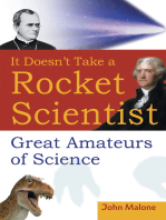 It Doesn't Take a Rocket Scientist