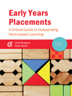 Early Years Placements