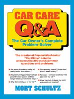 Car Care Q&A