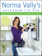Norma Vally's Bathroom Fix-Ups