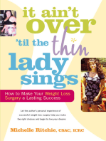 It Ain't Over 'till the Thin Lady Sings