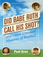 Did Babe Ruth Call His Shot?