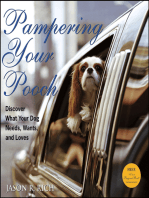 Pampering Your Pooch