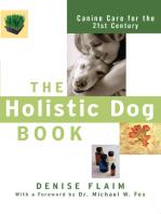 The Holistic Dog Book