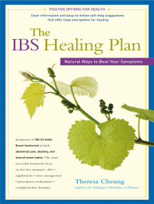 The IBS Healing Plan by Theresa Cheung - Read Online