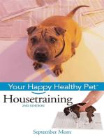 Housetraining