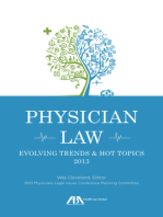 Physician Law