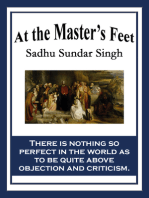 At the Master's Feet