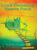Lord Dunsany Super Pack