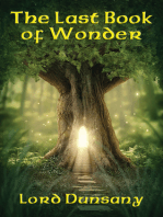 The Last Book of Wonder