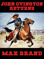 John Ovington Returns