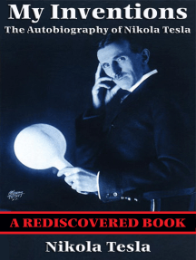 My Inventions (Rediscovered Books): The Autobiography of Nikola Tesla
