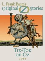 Tik-Tok of Oz: Original Oz Stories 1914