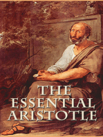 Essential Aristotle
