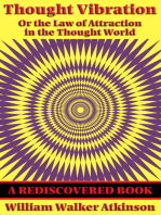 Thought Vibration (Rediscovered Books)