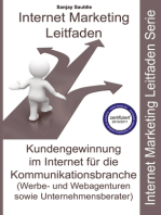 Internet Marketing Kommunikationsbranche