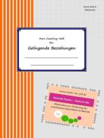 Mein Coaching-Heft für gelingende Beziehungen