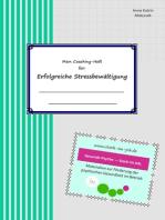 Mein Coaching-Heft für erfolgreiche Stressbewältigung
