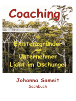 Coaching für Existenzgründer und Unternehmer