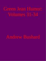 Green Jean Humor