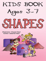 Kids book ages 3-7