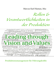 Rollen & Verantwortlichkeiten in der Produktion: Produktionsmanagement für Führungskräfte