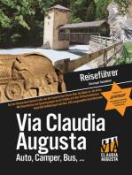 Reiseführer Via Claudia Augusta