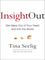 Insight Out: Get Ideas Out of Your Head and Into the World