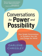 Conversations for Power and Possibility
