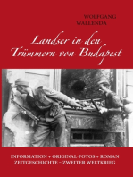 Landser in den Trümmern von Budapest