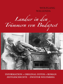 Landser in den Trümmern von Budapest: Information + Originalfotos + Roman. Zeitgeschichte - Zweiter Weltkrieg