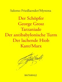 Der lachende Hiob: Gesammelte Schriften Band 13