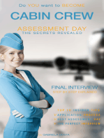 Cabin Crew Interview Revealed