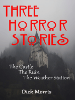 Three Horror Stories