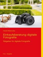 Einkaufsberatung digitale Fotografie