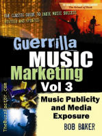Guerrilla Music Marketing, Vol 3