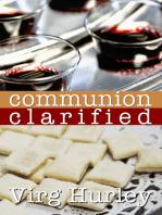 Communion Clarified
